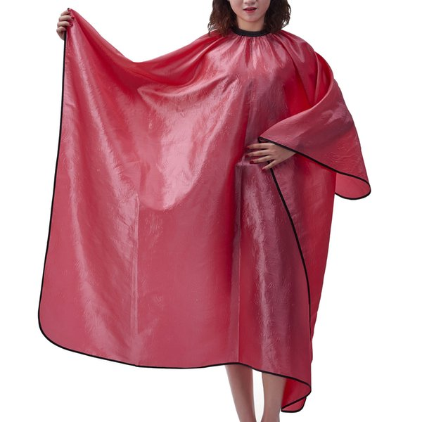 Salon Professional Hair Styling Cape,Adult Hair Cutting Coloring Styling Cape Hairdresser Wai Cloth Barber Fashion Embossing Capes Wai Cloth