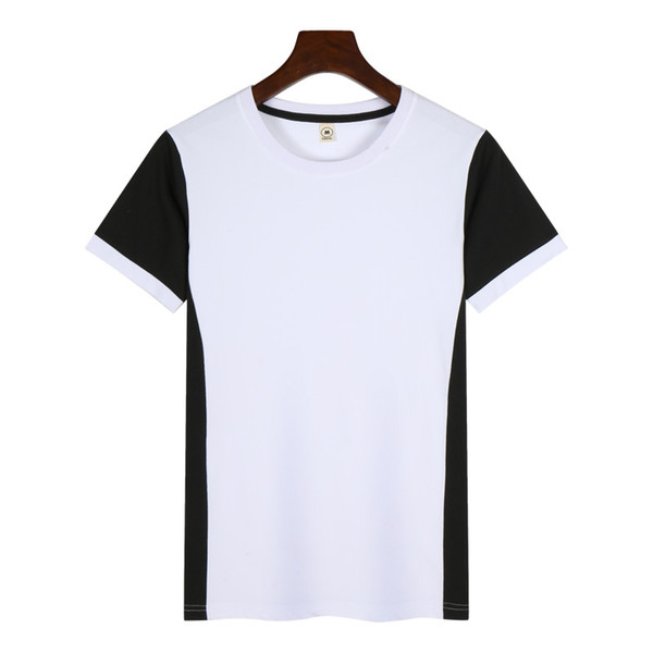Men's Sports T shirt Blank Basic Tees for customize printing Modal Fabric for Sublimation Printing