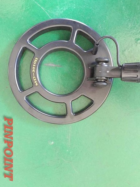 Pinpoint Factory Good quality search coil for MD3010II underground metal detector gold finder with free shipping!