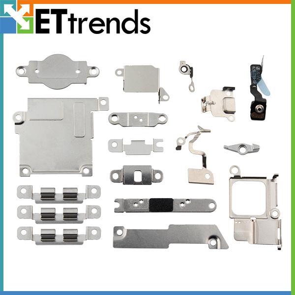 Original New Metal Mounting Bracket for iPhone 5C Inner Metal Retaining Bracket Set Inner parts free shipping by DHL