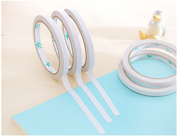 best selling Double sided tape office and school stationery adhesive tape packing tape width 1.2 cm, 16m length