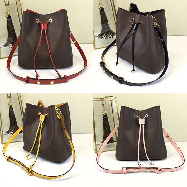 Excelente Qualidade Orignal real moda feminina de couro bolsa de ombro Tote bolsas de grife presbiopia bolsa de compras bolsa de luxo mensageiro saco