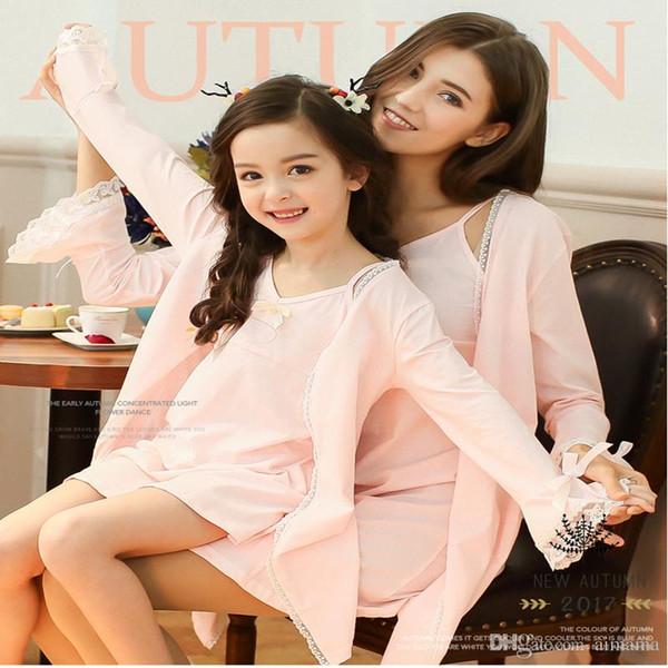 Cute Matching Pajamas Breeze Clothing