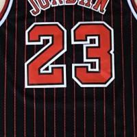 23 # Jersey preto e preto