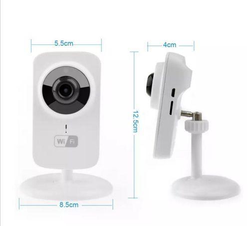 V380 Mini Wifi IP Camera Wireless 720P HD P2P Smart Camera Night Vision CCTV Camera