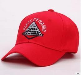 Fashion Ball Cap Wine Red Diamond Hat Baseball HipHop Snapback Sport Cap Men Women LK Adjustable 2017 Popular Wholesale bone casquette gorra