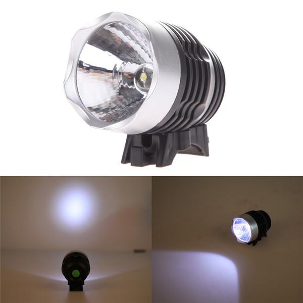 High Quality 800 Lumens 3W MTB Mountain Road Bike Bicycle Headlight LED Flashlight 3W Waterproof Bike Cycling Front Lights