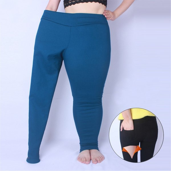 e4b96cb465df76 Wholesale- Autumn Winter Legging Large size XXXL 4XL 5XL 6XL for Sexy Elastic  Soft Show
