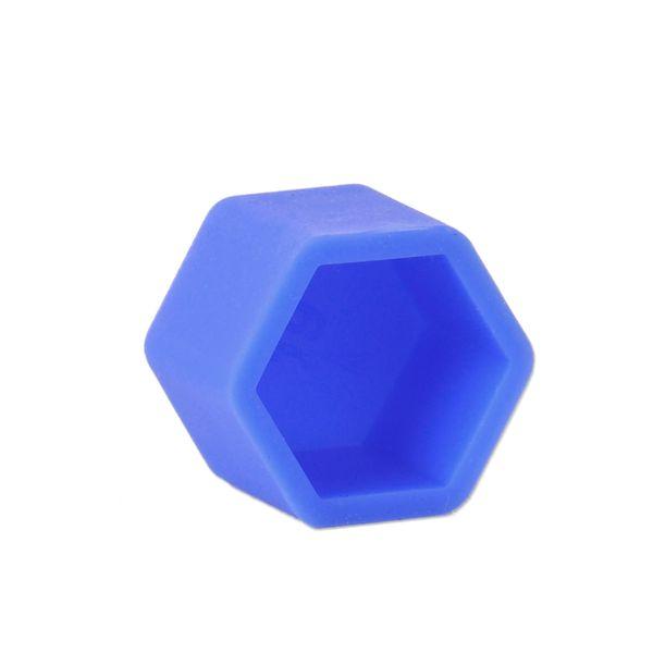 fluorescence blue