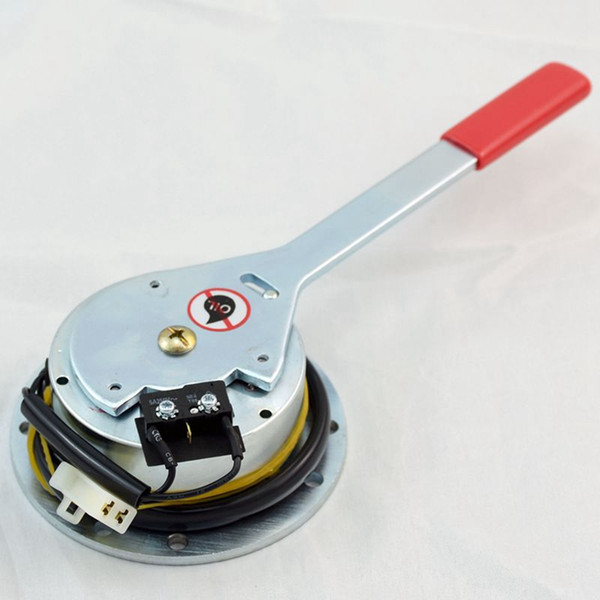 24VDC 12W 4.0nm mobility scooter brake assembly with lever for shoprider mobility scooters