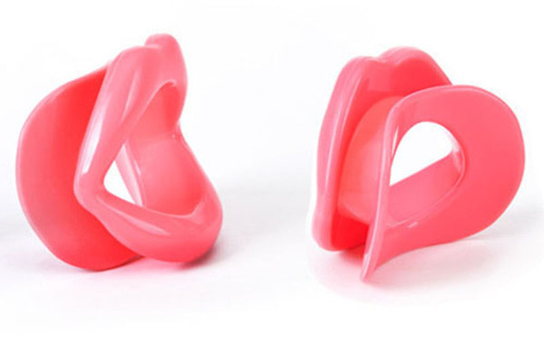 Sexy Lip Oral Sex Mouth Gag Bdsm Bondage Adult Games Sex Toys For Couples Open Fixation Mouth Rubber Gag Sex Products For Woman q0511