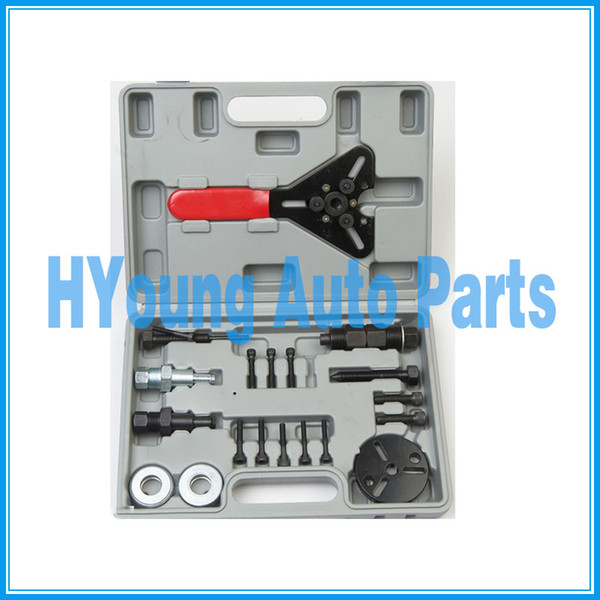 best selling Car Air Conditioner A C Compressor Clutch Hub Remover Installer Kit Removal Tools