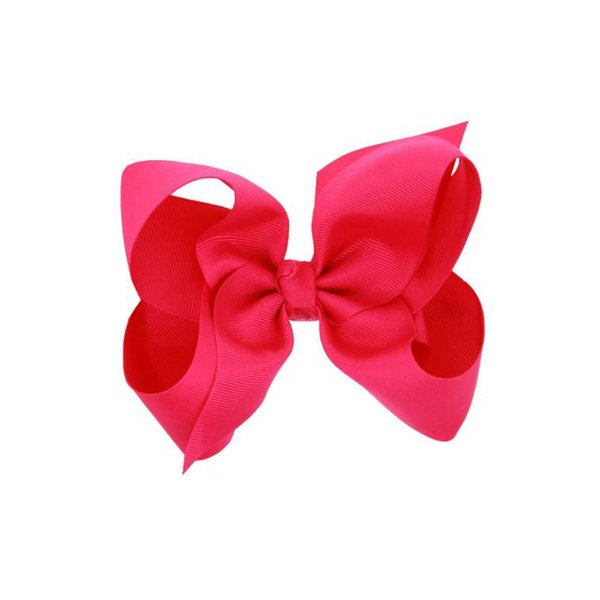 Wholesale- Baby Girl Hairpin15*8cm Baby Girls Bowknot Hairpin Headdress Baby Girl Hair Accesoories #2132