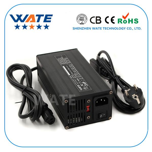 12.6V20A Зарядное устройство 3S 12V E-Bike Литий-ионная аккумуляторная батарея Smart Charger Lipo / LiMn2O4 / LiCoO2 Зарядное устройство Global Certification