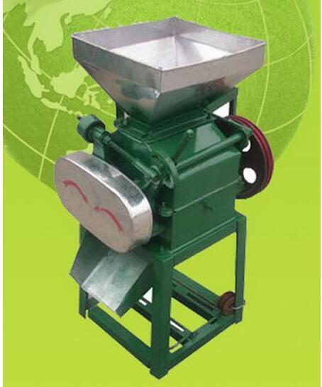 Nueva máquina de aplanado para trigo, trituradora de soja para frijoles, amoladora