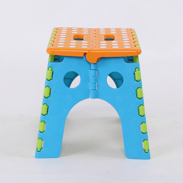 Originality Folding Chair Children Mini Plastic Small Stool A Variety Of Colors Optional Can Receive Convenient And Quick Stools 13hy J R