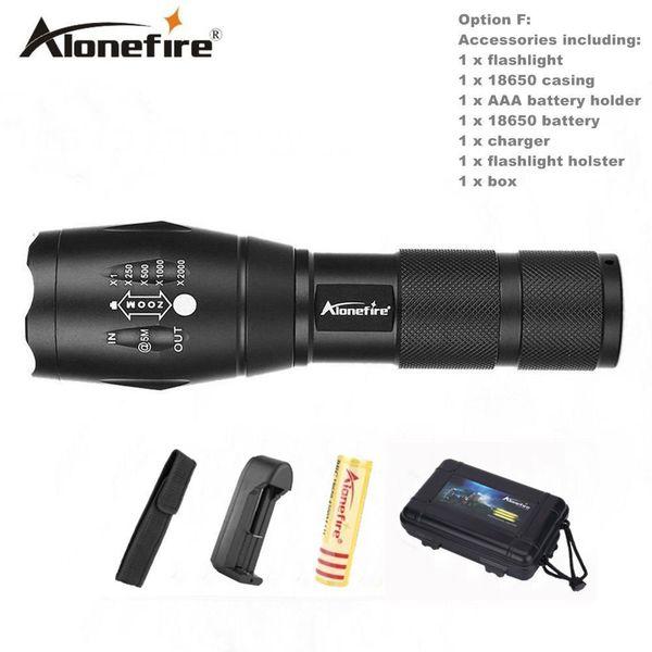 flashlight E