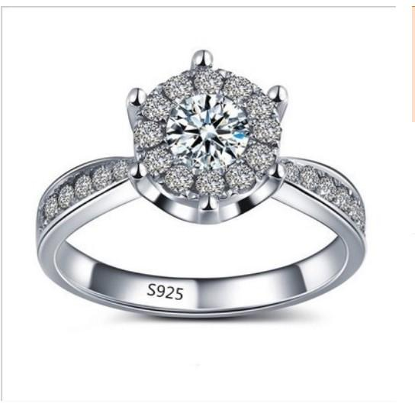 bague diamant 52
