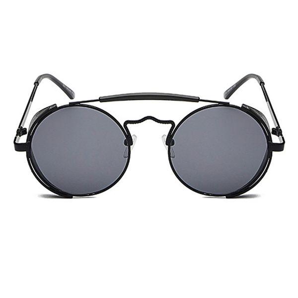C3 Glossy Black Frame Grey Lens