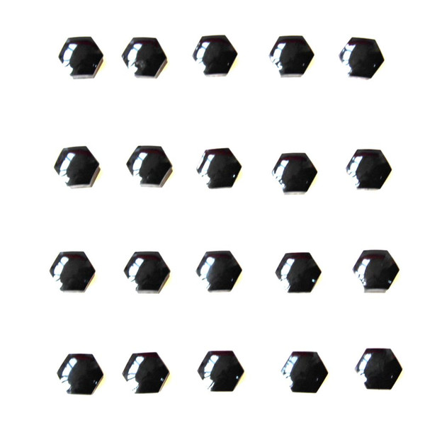 20pcs New Wheel Lug Nut Center Cover Caps 321601173A+ Removal Tool 8D0012244A for VW Golf Passat JETTA Audi A1 A3 A4 321601173A