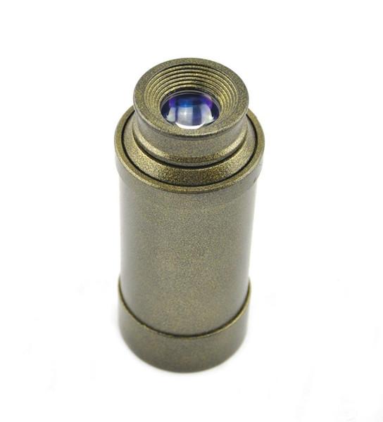 Visionking Супер Портативный яркий прозрачный Монокуляр Телескоп 8x40 Монокуляры Металлический корпус Полностью Покрытый ОБЪЕКТИВ Bak4 охота