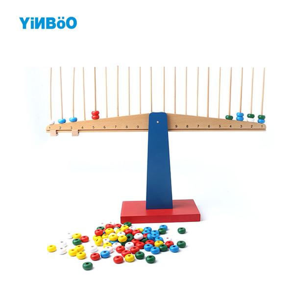Großhandel Großhandel Montessori Educational Holzspielzeug Für ...