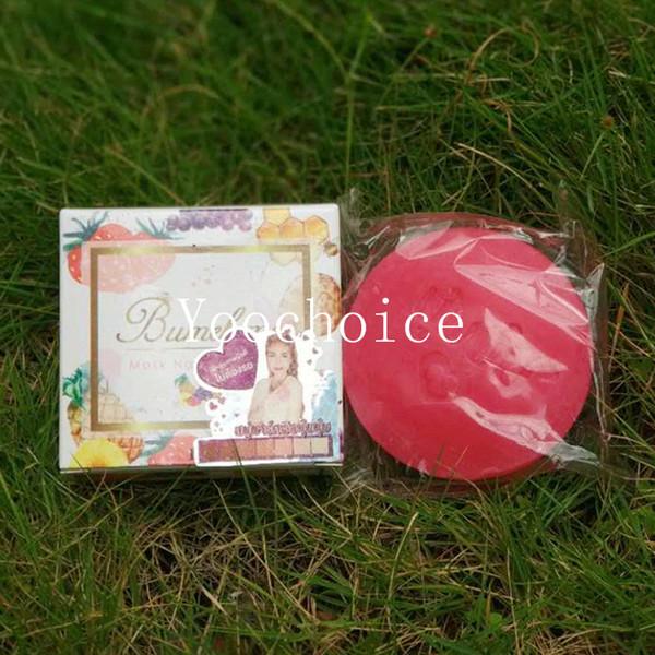 best selling 100% Original Handmade Soap Bumebime Mask Natural Soap BumeBime Soap Natural Mask 100g White Bright Skin Reduce Dark Spot 220pcs