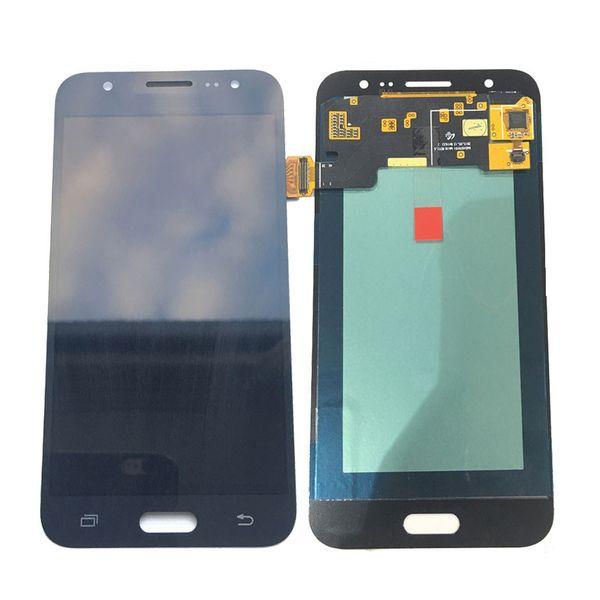 Super AMOLED LCD Display Touch Screen Digitizer For Samsung Galaxy J5 2015 J500 J500F J500G J500H Black Gold White DHL logistics