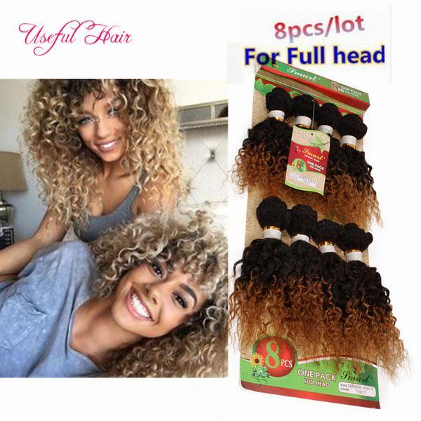 deep curly brazilian hair burgundy 250g kinky curly 8bundles black color ombre brown unprocessed brazilian hair extension loose wave BOLETO