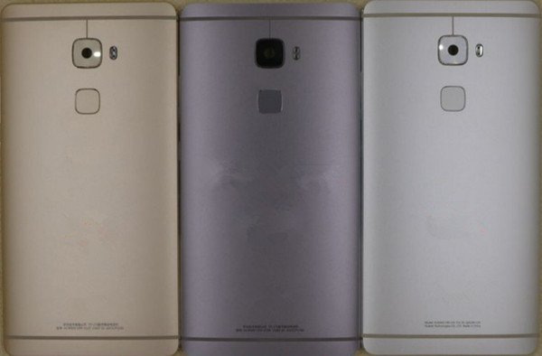 Para el reemplazo de Huawei mate S de piezas de repuesto cubierta de batería trasera puerta del sensor táctil Vivienda + ID + botones laterales + lente de la cámara flash