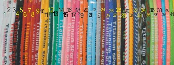 collar de titanio de 3 cuerdas de béisbol, 16 '' 18 '' 20 '' collar de 3 cuerdas, collar de titanio, deporte Tornado Collar de titanio