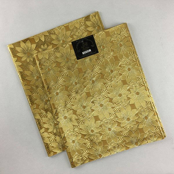 best selling African Sego Headtie High Quality, 2pcs Bag Headscarf, 006 100% African Sego Headtie & Wrapper For Wedding