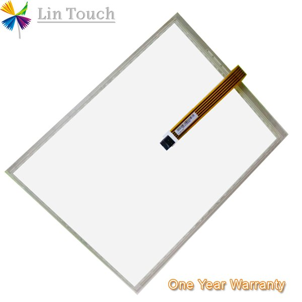 NEW AMT 2514 AMT2514 AMT-2514 5PIN 12Inch 91-02514-00C HMI PLC touch screen panel membrane touchscreen Used to repair touchscreen