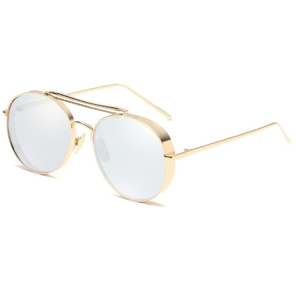 C9 Gold Frame Silver Mirror