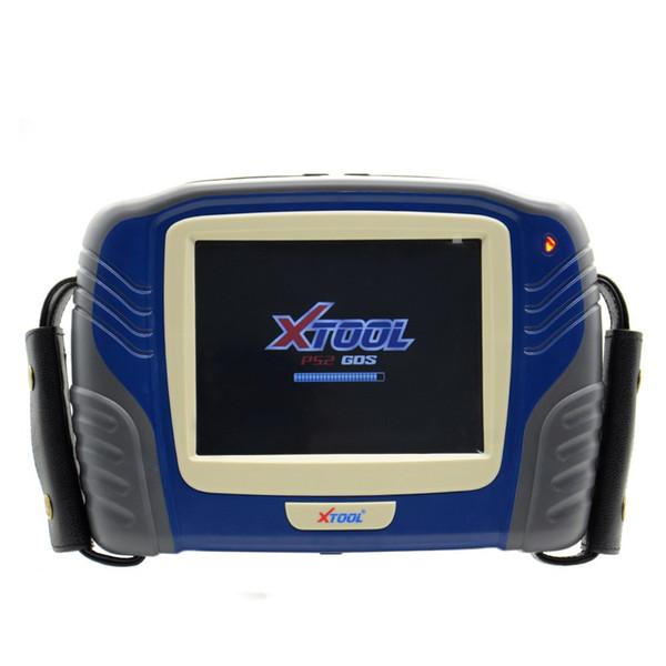 100% Original XTOOL PS2 GDS Gasoline Universal Car Diagnostic Tool Update Online with carton box