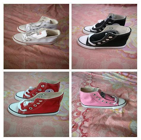 16color size 35-45 new 2017 drop shipping women men unisex men sneakers women sneakers for women and canvas shoes