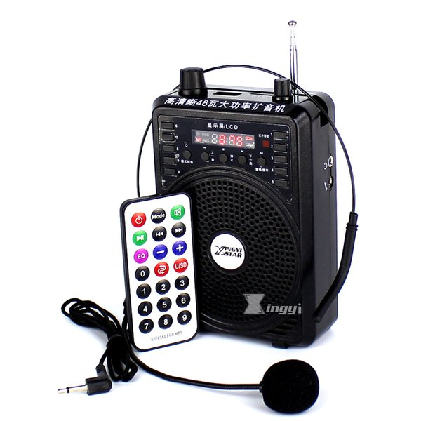 2200mAh Outdoor Mini MP3 Bird Caller Player USB Speaker Hunting Goose Decoy Duck Hunt Birds Sound Crow Call Equipment Portable Amplifier