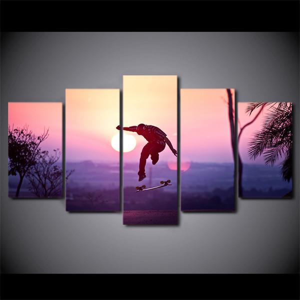 Cool Art Sunset