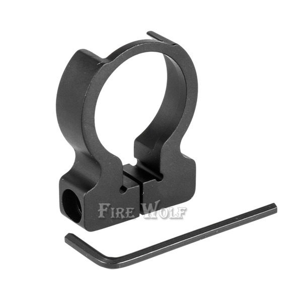 Diameter 30mm Hunting End Plate Loop Sling Adapter 1 Point Attachment Mount USA