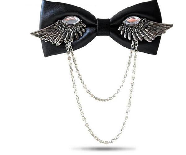 comprare nuovo design di qualità rivenditore sporco Acquista Nuove Cravatte A Farfalla Di Alta Qualità Set Fiocchi ...