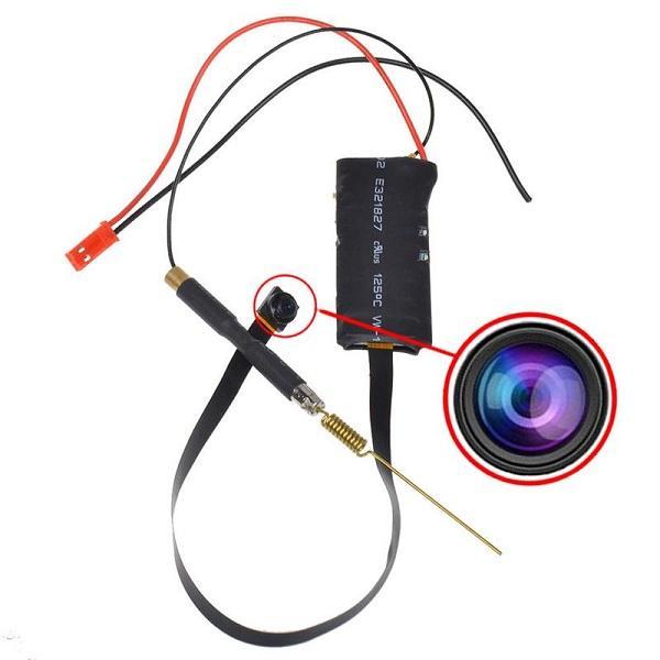 DIY Camera WIFI Module DVR Mini IP Camera P2P 1080P Mini DV Wirelesss surveillance Home Security Camera with large capacity battery S06 2pcs