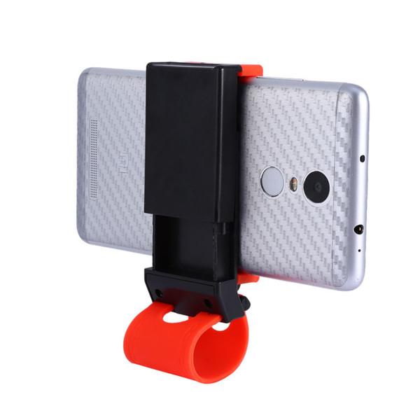 High Quality Universal Car Steering Wheel Bike Clip Mount Holder for Phone Pod for Samsung MP4 GPS