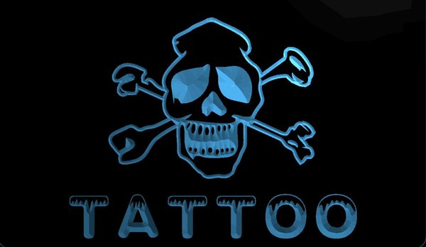 LS111-b Tattoo Open Neonlicht Sign.jpg