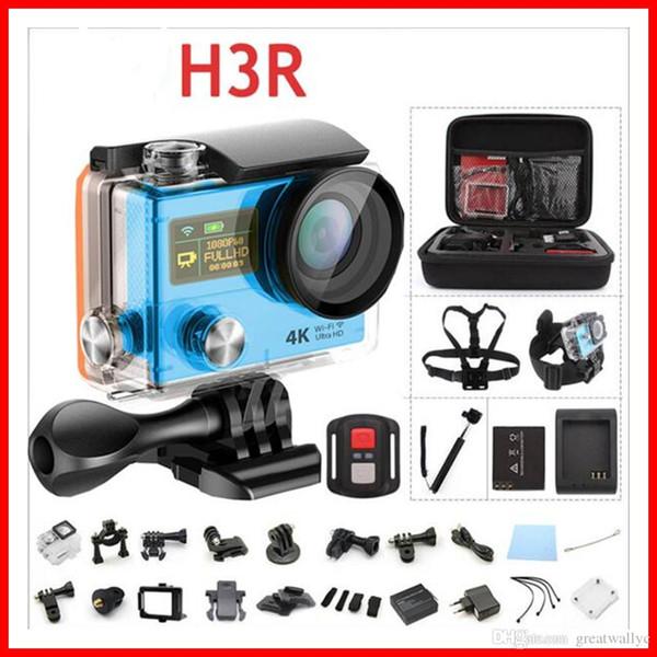 Cámara de acción H3R Ultra 4K HD 2.0