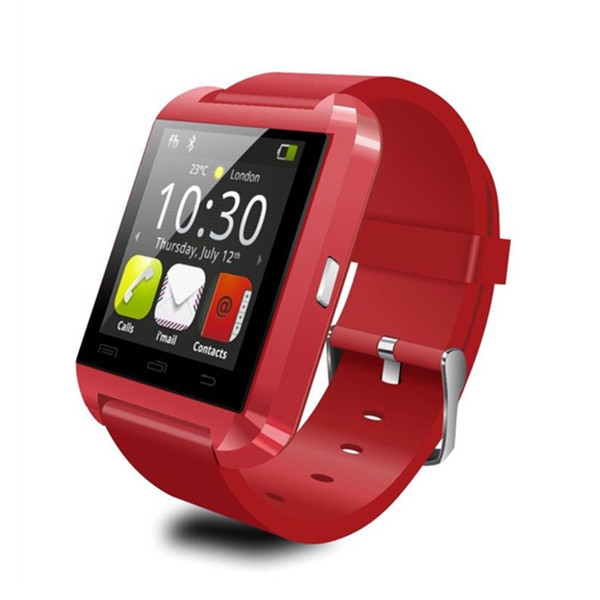 U8 Smart Watch Bluetooth Altimeter Anti-lost 1.5 inch Wrist Watch For Smart phones iPhone Android Cell Phones