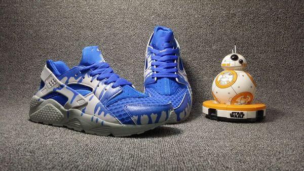 2017 Air Huarache Customise Running Shoes For Kids Hurache 1 ...