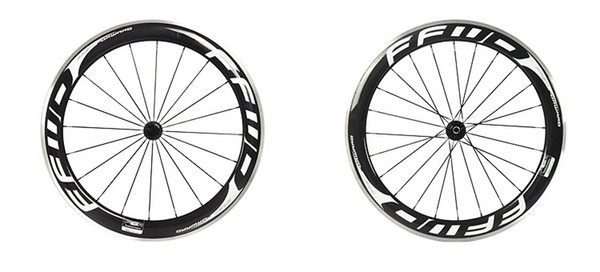 HOT sale 700C alloy brake carbon wheels road bicycle carbon wheel aluminium clincher road wheelset 50mm bicycle wheels free shipping