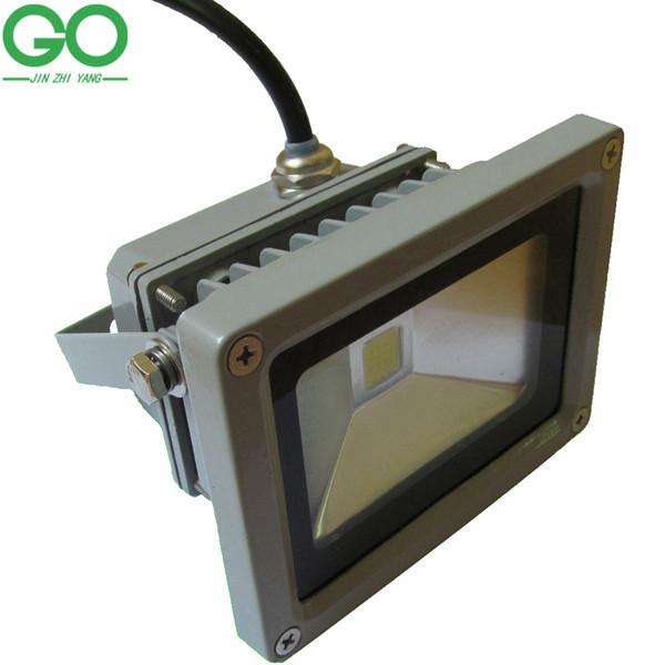 LED 10 W Işıklandırmalı LED Dış Aydınlatma Taşkın Işık Su Geçirmez IP65 110 V 120 V 130 V 220 V 230 V 240 V Sıcak Soğuk Doğal Beyaz Bridgelux Çip
