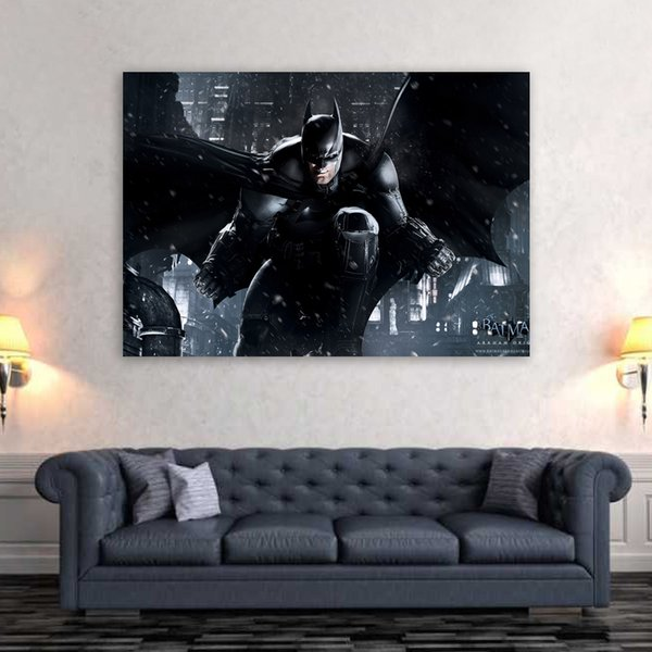 Pleasing 2019 Framed Hd Printed Batman Dark Knight Wall Art Canvas Pictures For Living Room Bedroom Home Decor Painting From Jonemark2014 29 55 Dhgate Com Evergreenethics Interior Chair Design Evergreenethicsorg