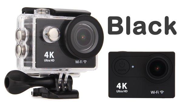 SJ9000 H9R Ultra 4K Cámara de acción Wifi + 2.4G Control remoto de 2 pulgadas Pantalla de 170 grados de gran angular 30M impermeable Sport DV 1080P
